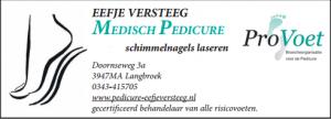 Pedicure Driebergen